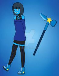 Gemsona: Topacio azul - Blue by dbg18