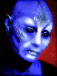 Zhaan- by Farscape-Club