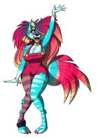 Vivziepop's Jayjay by Canon-Thought
