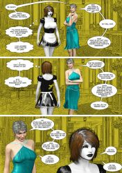 The Dolls' House, Page 4 by chainedknee