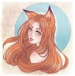 Fox by TsuchiKuroi
