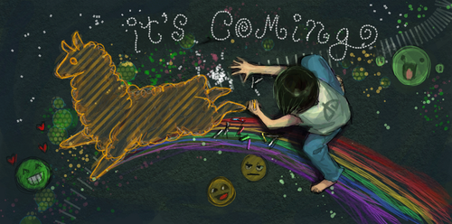 IT'S COMING :D by yuumei