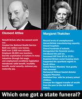 Attlee verses Thatcher by Party9999999