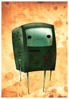 BMO by kidbrainer