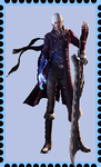 DMC4SE Nero Stamp. by WOLFBLADE111