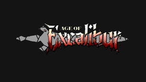 Age of Excalibur Logo by enginecogs