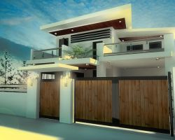PRoject_house2 by balang-araw