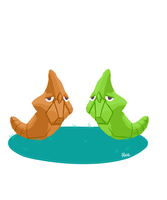 EPIC SHOWDOWN METAPOD: ANIMATED