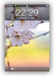 iKy Lockscreen Theme v.2 by JackieTran