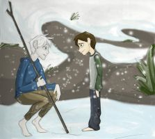 Jack and Jamie by bmbbaby4