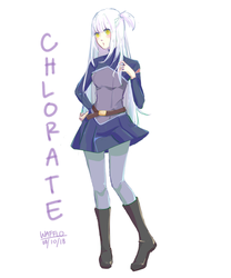 Chlorate Commission by EmikoIwaru