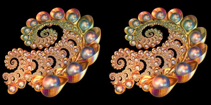 Stereo  Shells and Pearls by Capstoned