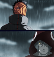 Tobi And Kabuto by Lxich