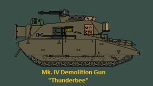 Thunderbee Demolition Gun by Toby-Phealin