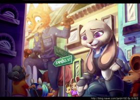 Little judy. by janjin192