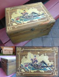 Newly painted chest by luthien368