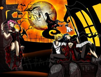 Another Naruto Halloween by Surfinpika