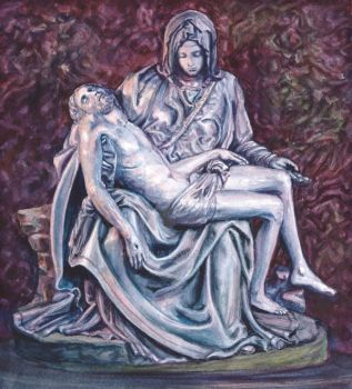 The Pieta by Theophilia