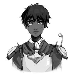 Casca sketch by AaronNSN
