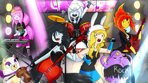 Time to rock!! by Rumay-Chian