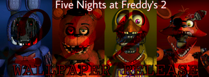 FNAF 2 Anniversary (Withered Edition) by Delirious411