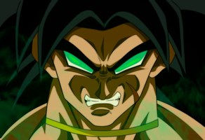 Broly Movie 2018 by daimaoha5a4