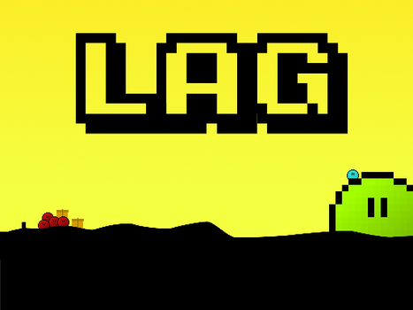 Lag by Davecheesefish