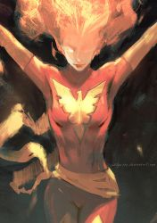 Dark Phoenix by aditya777