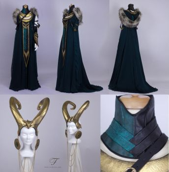 Lady Loki by Fairytas