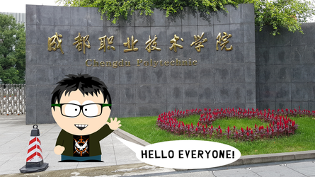Hello from China! by Terra854
