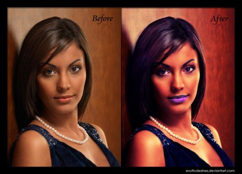 Photo Retouch by exoticdezines