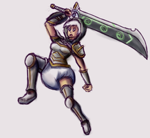 Redeemed Riven by Hira-Dontell