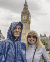 The Kenneys in front of Big Ben by sequential