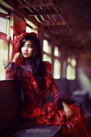 Train Home by paten
