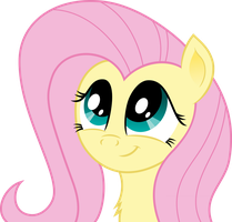 Cute Fluttershy by MacTavish1996 by MacTavish1996