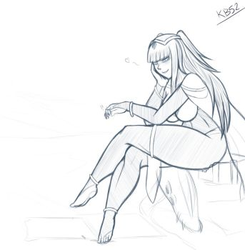 Big Tharja by KBeezy5200