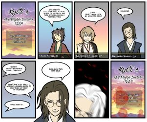 Hakuoki: Just a typical dating sim by sqbr