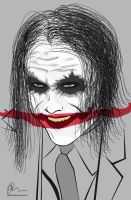 The Joker by Rolsey