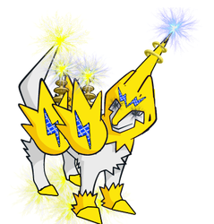 #310 Robo Manectric by ritikmonu