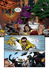 Voluntaryist Issue 1 Interior by VoluntaryistComic