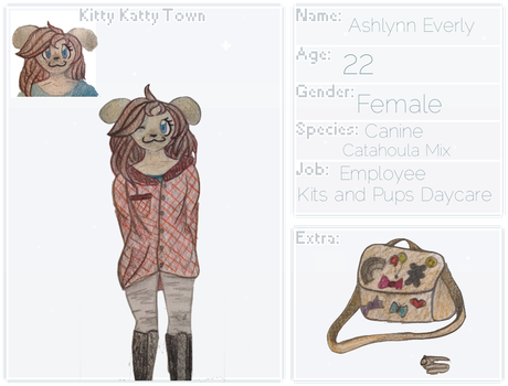 || KKT Application || Ashlynn Everly || by Marclenia