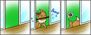 The Eevee Army #32: Stick by HappyNinjaPichu