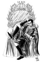 The King by honeymil