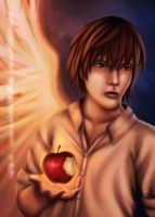DN: Light Yagami by scarlotti