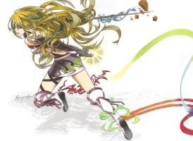 Milla:Elemental Mastery by ClaireRoses