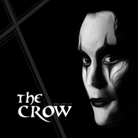 The Crow by Izabella