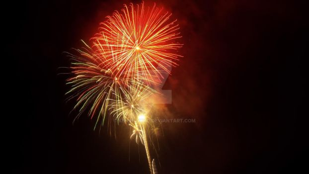 fire works 74 2017 a by KenshinKyo