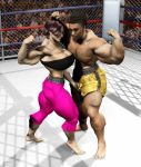 Bare-Knuckle Boxing 8 Ball Grag by Stone3D
