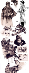 sketches by Phobs0
