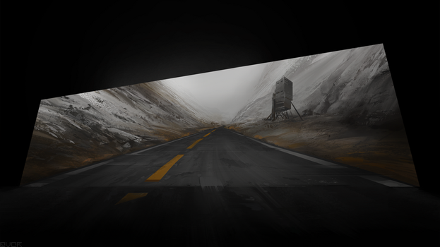 road by 6VCR